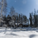 Nocturnal images of log houses in middle of cold and snowy northern forest under moon light CRW_5831.jpg