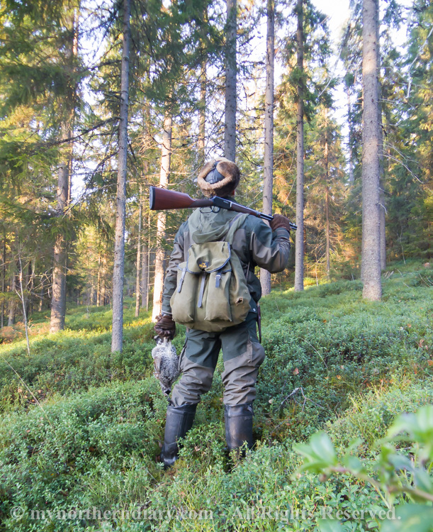 Hazel-grouse-hunter-with-Winchester-lever-action-WMR-rifle-CRW_4546.jpg
