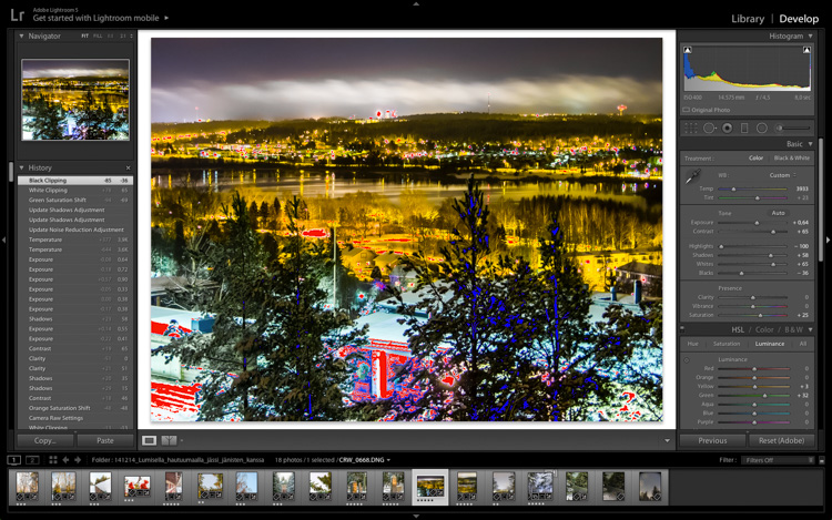 Show_Clipping_in_Lightroom