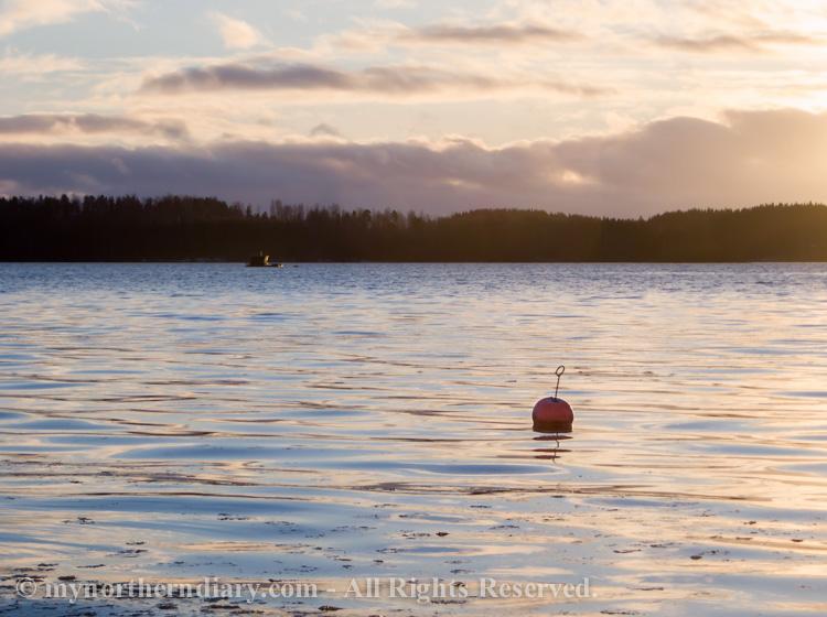 auringonlasku, icy shore, jainen ranta, sunset_CRW_0742