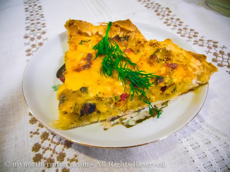 brown crab, kampasimpukka, scallop, shelfish pie, taskuraspu, äyriäispiiras_CRW_0285