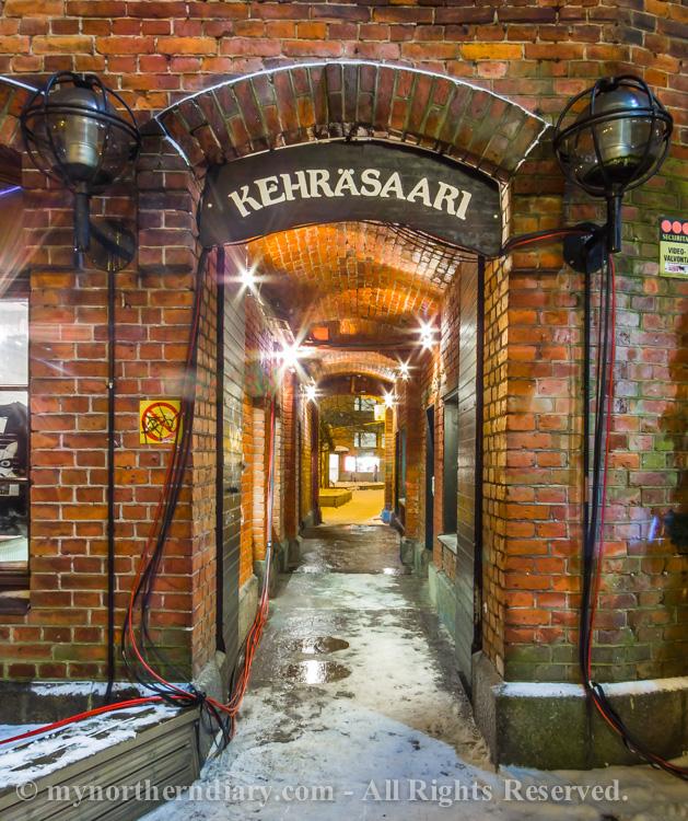 Kehräsaari at Tampere