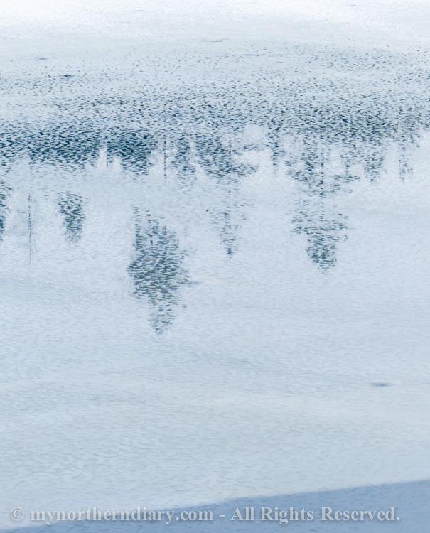 ice, icy lake, jaa, jainen jarvi